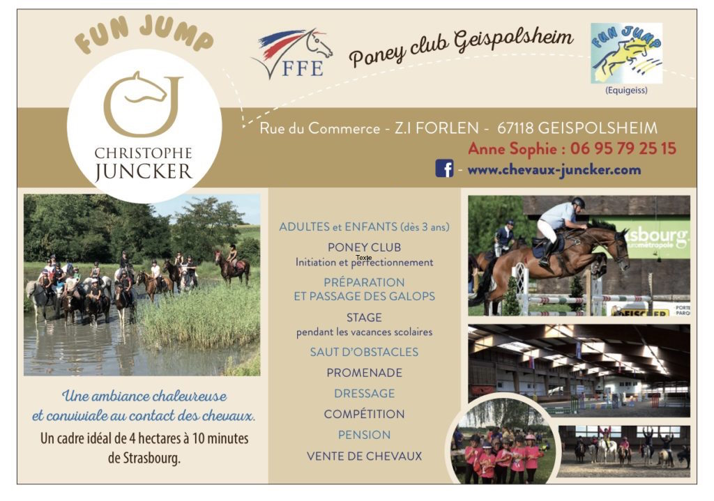 Fun jump - Christophe Juncker